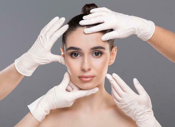 Sichere Hyaluron Behandlung